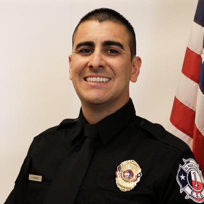 Carlos Ornelas - Assistant Fire Marshal