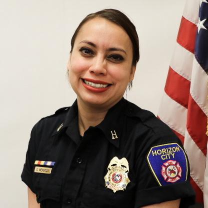 Daisy Mendoza - Captain