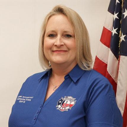 Katherine Ames - Budget & Finance Specialist