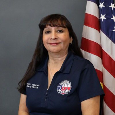 Diana Ramos - Administrative Assistant