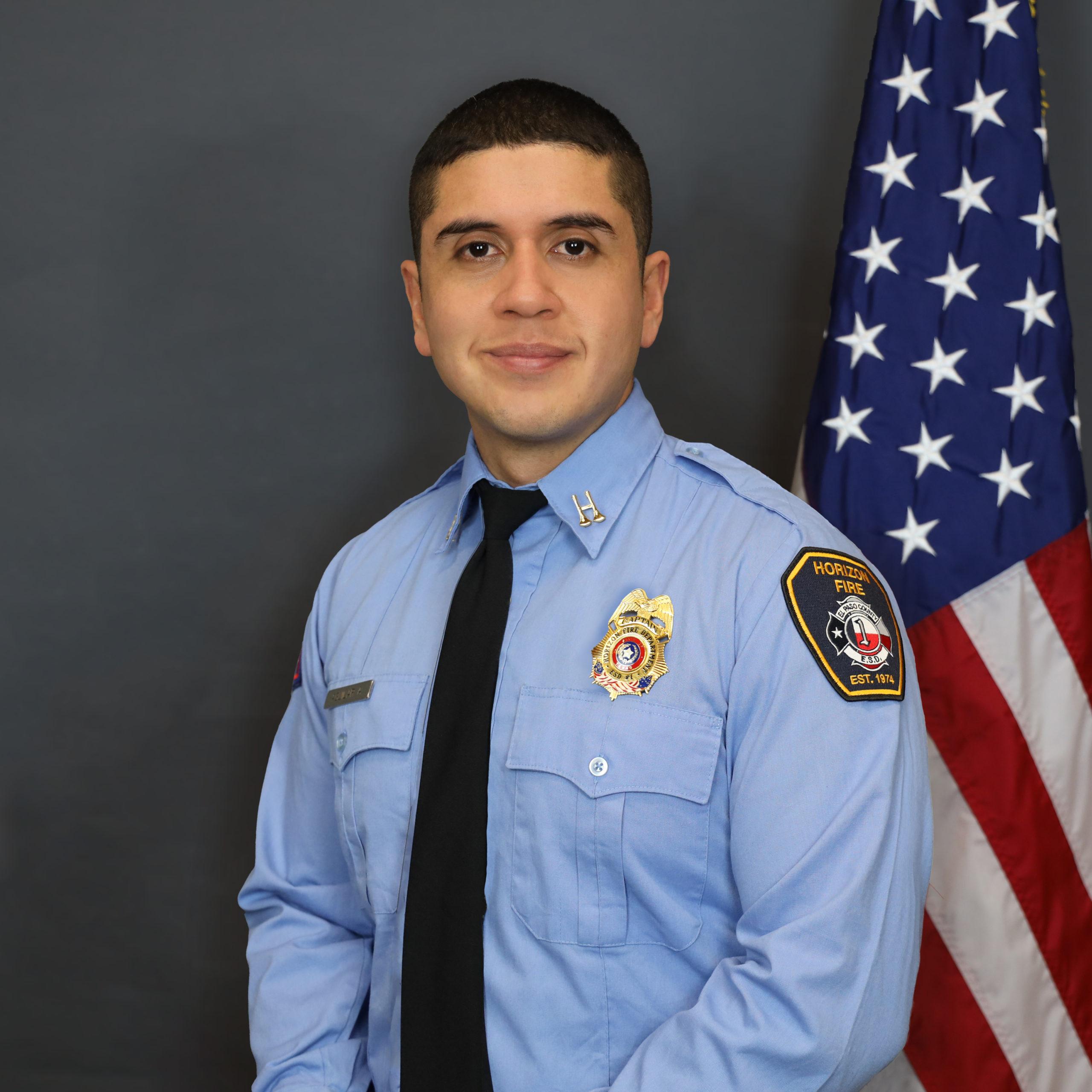 Alfredo Aguilar - Captain