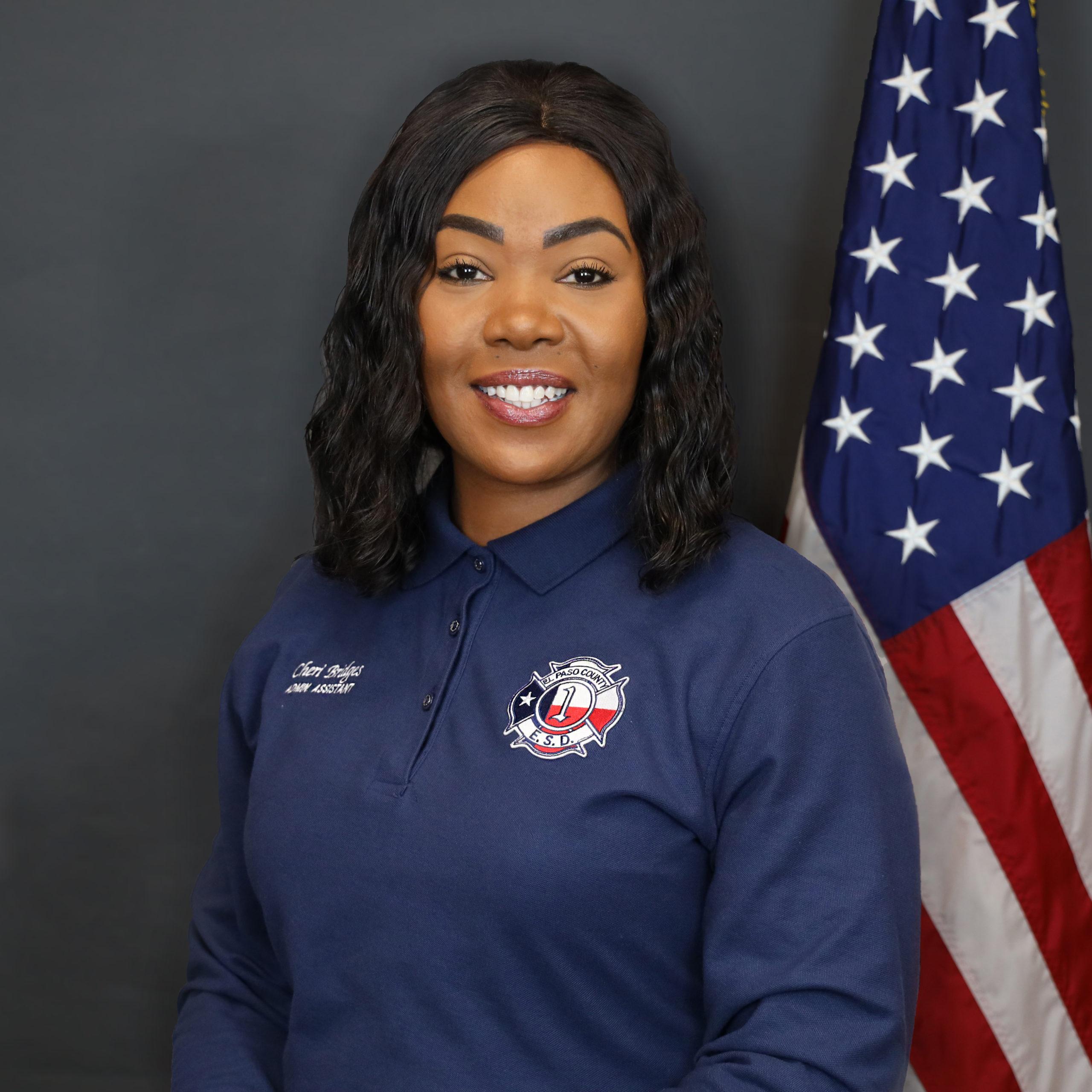 Cheri Bridges - Administrative Assistant