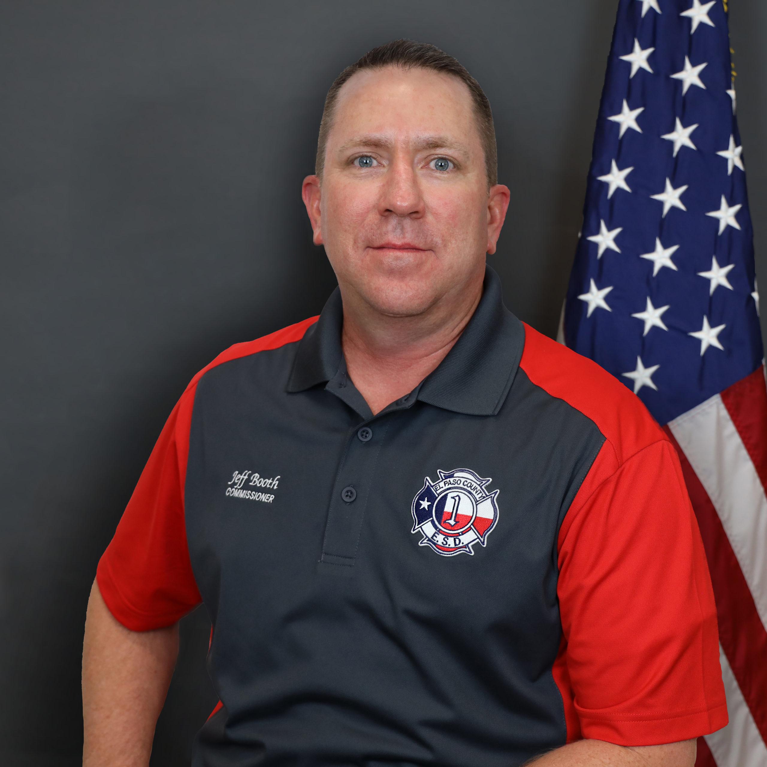 Jeff Booth - Secretary